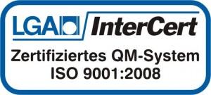 Zertifikat ISO 9001_2008_Q